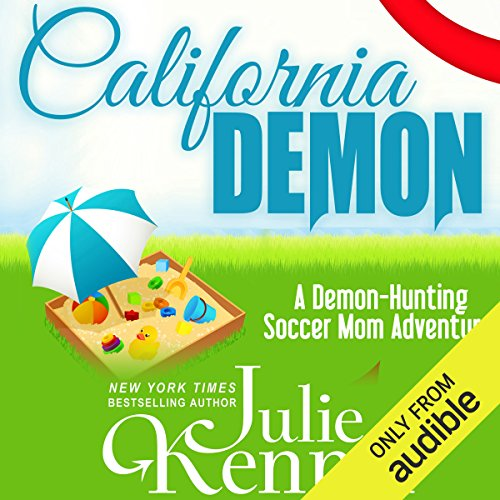 California Demon audiobook cover art