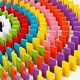 Saflyse 120 10 Farbe Domino Bausteine Games Lernspielzeug