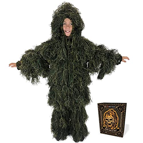 The Best Ghillie Suits in 2021