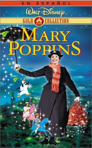 trend rank Free Shipping Cheap Bargain Gift Mary Poppins VHS