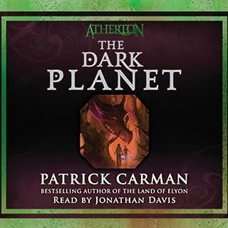 The Dark Planet audiobook cover art
