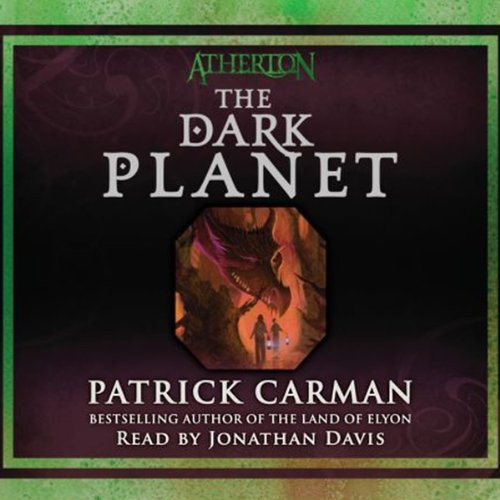 The Dark Planet audiobook cover art