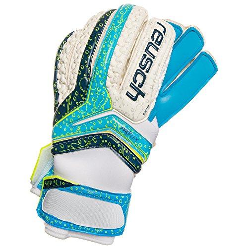 adidas Serathor Pro AX2 Windproof Goalkeeper Gloves Guantes de Portero para Hombre, Azul, 9.5 (9,3 cm)