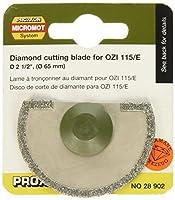 Proxxon 28902 Diamond Cutting Blade for OZI 115/E [並行輸入品]