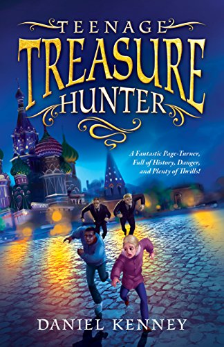 Teenage Treasure Hunter (English Edition)