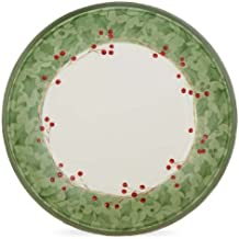 Lenox Holiday Gatherings Damask 9-Inch Accent Plate