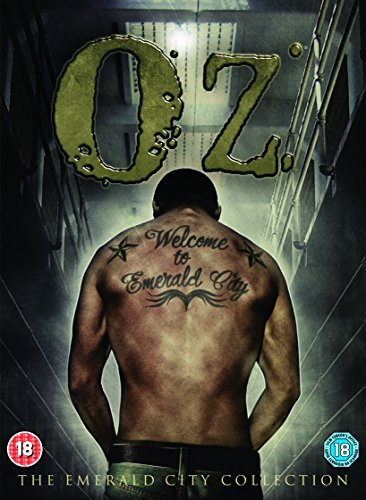 Oz Complete Collection (21 Dvd) [Edizione: Regno Unito] [Reino Unido]