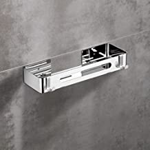 Badkamer Plank Wc Vanity Driehoek Handdoek OrganizerOpbergrek Wandmontage Shampoo Houder Badkamer Accessoires, B Rechth...