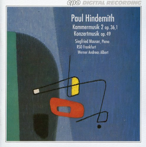 Hindemith: Kammermusik No. 2 - Konzertmusik