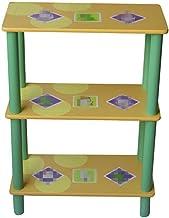 LHQ-HQ Kids Book Shelf Home Opslag Boekenplank 2 Tier Hout Plastic Composiet Display Planken Boekhouder Unit Rack Boekenka...