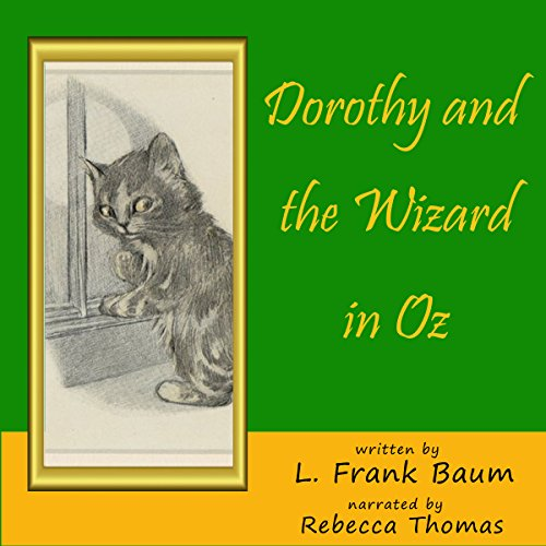 Dorothy and the Wizard in Oz cover art
