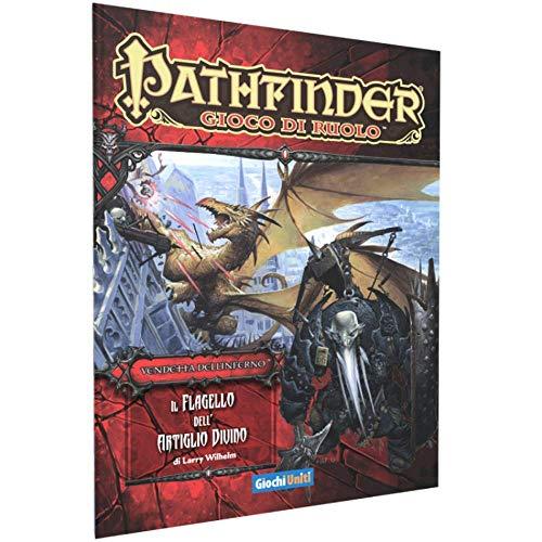 Giochi Uniti - Pathfinder Il Flagello dell'Artiglio Divino Gioco di Ruolo in Italiano, GU3188