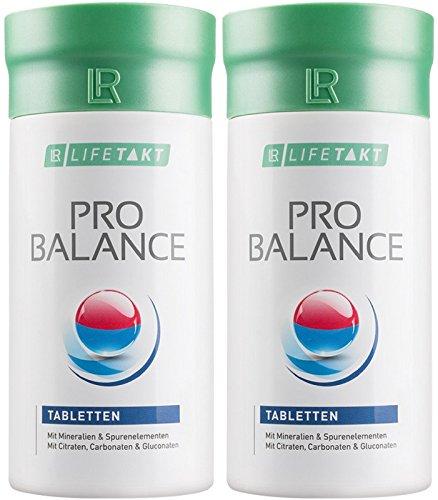 LR LIFETAKT Pro Balance Tabletten Nahrungsergänzungsmittel (2x 360 Tabletten)
