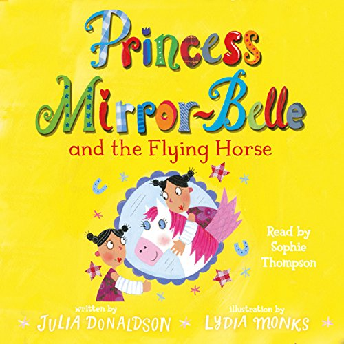 Princess Mirror-Belle and the Flying Horse cover art