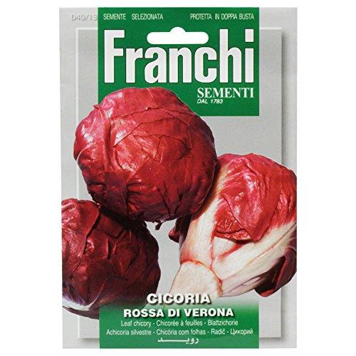Franchi Samen Radicchio Palla Rossa of Verona