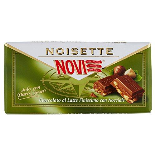 Novi Noisette Tavoletta Cioccolato, 100g