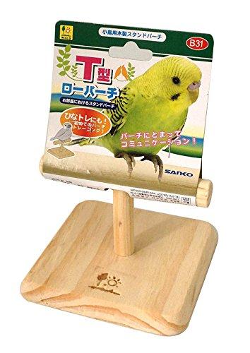 SANKO 小鳥のT型ローパーチ