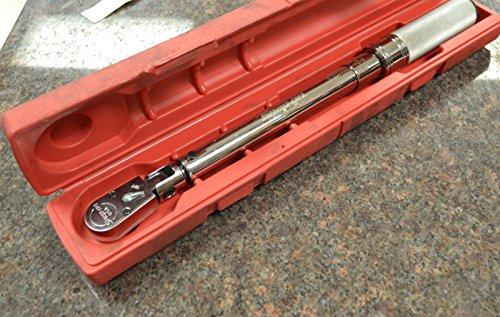 Snap-On QD2FR75 3/8' Dr. Click Type Flex-Ratchet...