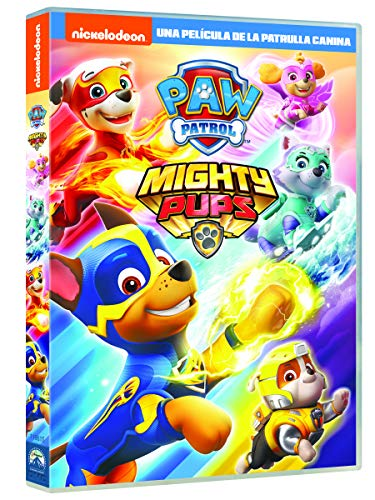 Paw Patrol 19: Mighty pups [DVD]