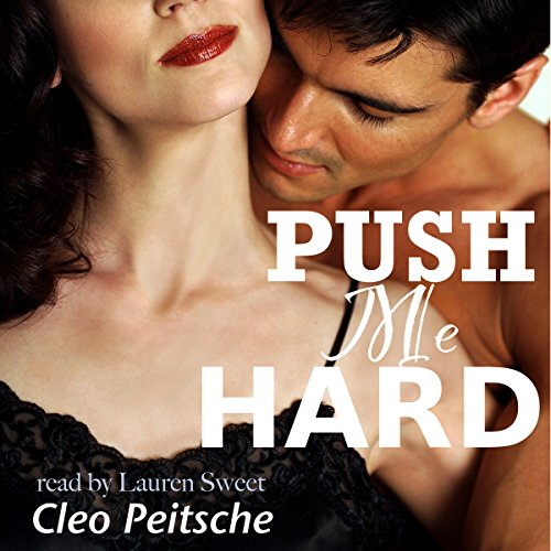 Push Me Hard audiobook cover art