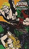 Marvel 80s limited edition. ka-zar el salvaje. un nuevo amanecer, un nuevo mundo