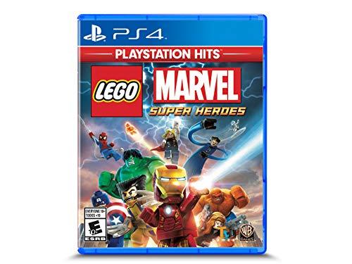 LEGO Marvel Super Heroes - Playstation 4 - Standard Edition - Standard Edition - PlayStation 4