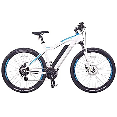 "NCM Moscow Electric Mountain Bike 624Wh 48V/13AH Matte Black 27.5"""