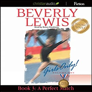 A Perfect Match audiobook cover art