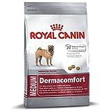 Croquettes chien de taille moyenne Dermacomfort Medium 10KG Royal Canin