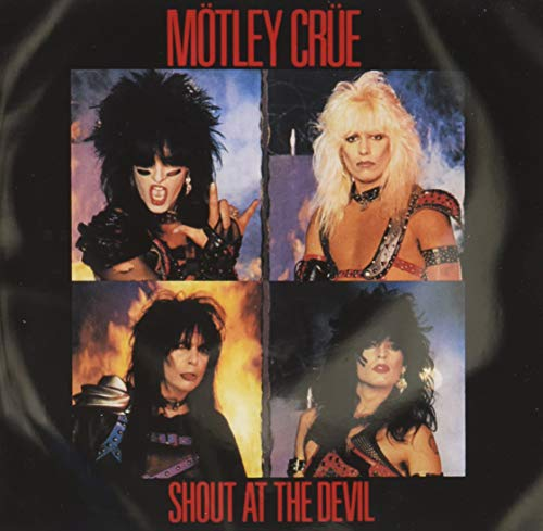 Shout At The Devil / Mötley Crüe