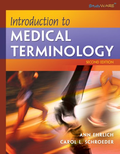 51QXgdta+fL - Introduction to Medical Terminology (Book Only)