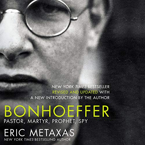 Bonhoeffer cover art