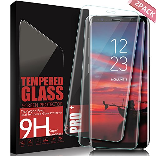 Galaxy S8 Plus Screen Protector Tempered Glass