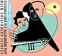 Szakcsi Generation with Jack Dejohnette & John Patitucci - 8 Trios for 4 Pianists