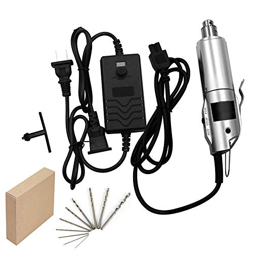 220V 110V Adjustable Variable Speed Drill Jewelry Wood Metal Aluminum Acrlic 0.3~4Mm High Precision Engrave Electric Drill