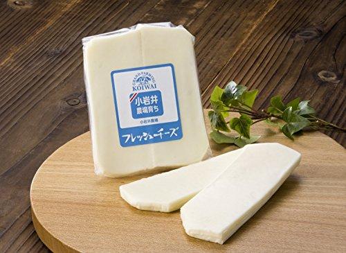小岩井農場フレッシュチーズ ハロウミ 100g×3