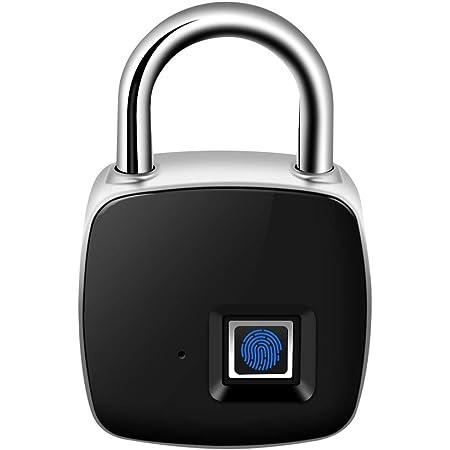 Cerradura de Puerta electrónica Reconocimiento de Huellas Dactilares Inteligente Sin Llave Impermeable Seguridad Seguridad Candado antirrobo Ampliamente Utilizado