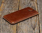 Italian Leather Cover for iPhone 11 PRO MAX Case, made in Europe