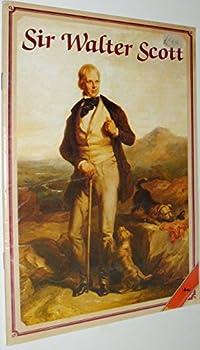 Paperback Sir Walter Scott (Famous Personalities) Book