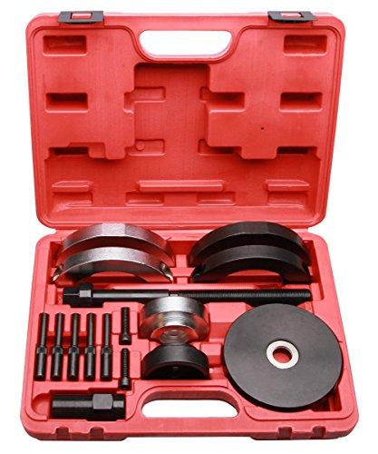 LARS360 Radlagerwerkzeug Radlager Demontage Radlager Wechsel Radnabe KFZ Werkzeug Abzieher 85 mm