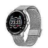 YDL Reloj Inteligente De Los Hombres 4G 3G + 32G Sistema De Doble Chip Dual Cámara Dobla Impermeable Deportes para Hombre Smart Watch Teléfono (Color : E)