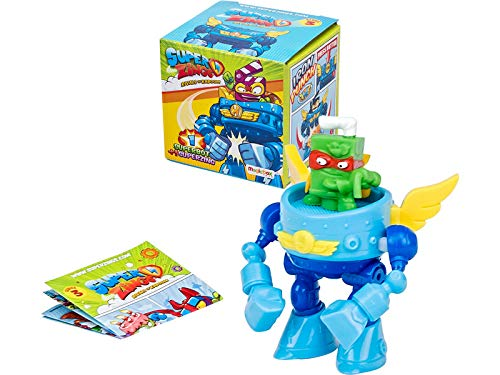 SUPERZINGS- Superbots, Multicolor (China MBXPSZ3D068IN00)