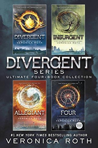 Divergent Series Ultimate Four-Book Collection: Divergent; Insurgent; Allegiant; Four (English Edition)