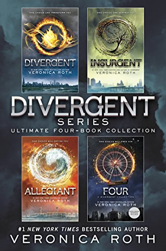 Divergent Series Ultimate Four-Book Collection: Divergent; Insurgent; Allegiant; Four (English Edition)