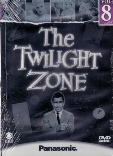 The Twilight Zone, Vol. 8 (Third From the Sun/The Shelter/To Serve Man/The Fugitive
