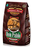 5LB Cafe Don Pablo Gourmet Coffee Signature Blend - Medium-Dark Roast Coffee - Whole Bean Coffee - 5 Pound (5lb ) Bag