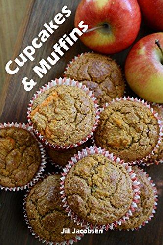 Cupcakes & Muffins: 200 recepten voor mooie cupcakes in een bakplaat boek (Cake en Gebak)