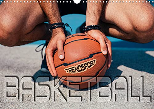 Trendsport Basketball (Wandkalender 2022 DIN A3 quer)