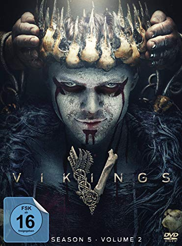 Vikings - Season 5 Volume 2 [3 DVDs]