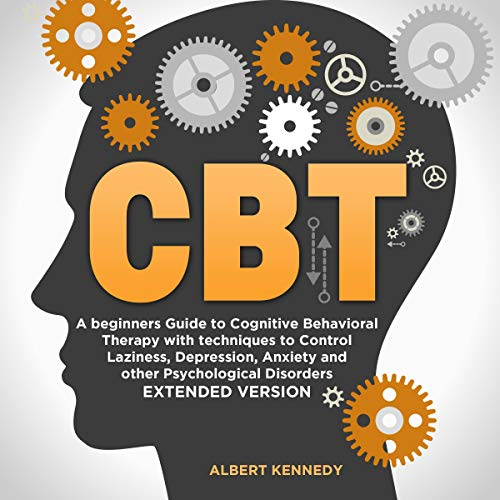 『CBT a Beginners Guide to Cognitive Behavioral Therapy』のカバーアート